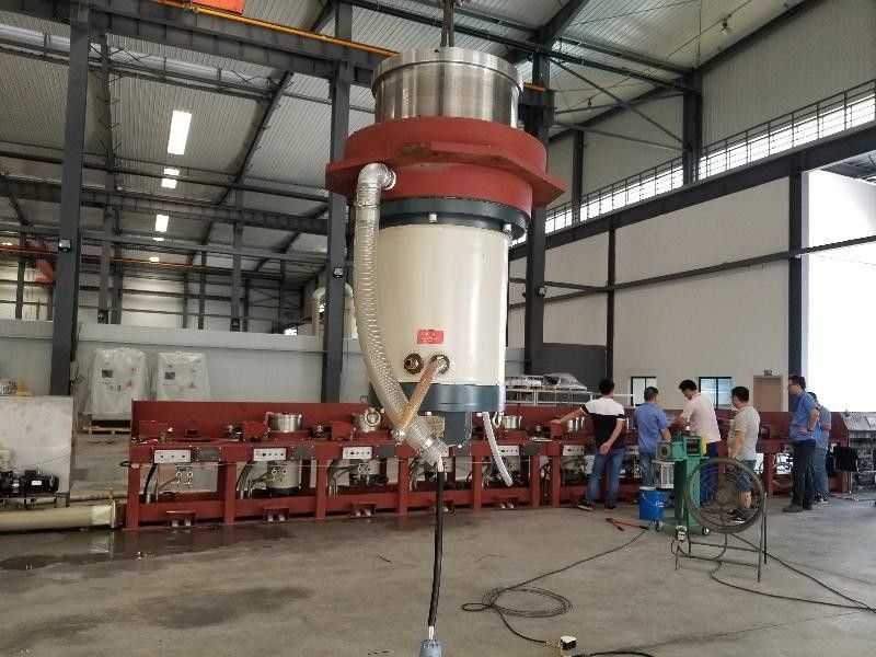 High Precision Straight Line Wire Drawing Machine / Edm Wire Machine Less Noise